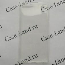 Прозрачный силиконовый чехол для Sony Xperia L1