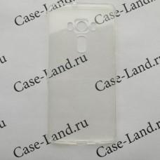 Прозрачный силиконовый чехол для ZenFone 3 deluxe (zs570kl)